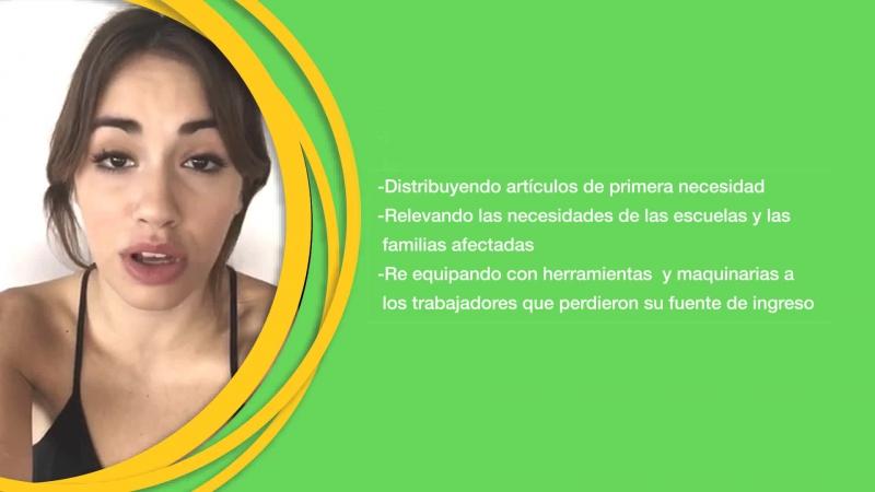 Fundación Sí te invita a ayudar a los afectados por INUNDACIONES EN CORDOBA - Clip1