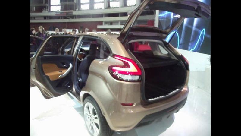 МирАвтомобиля 2015 СКК Питер