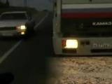 Трейлер канала Дальнобойщики ТВ. Евгений Барс - За рулем безумный.