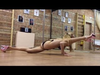 Exotic pole dance italian classics