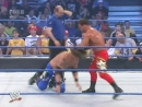 (WWEWM) WWE Smackdown 08.06.2007 - Edge vs. Chris Benoit