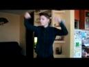 Когда один дома...Дикие танцы Дима Ермузевич