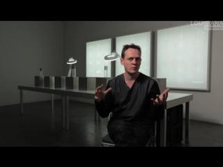 Carsten Nicolai The Poetry of Snowflakes