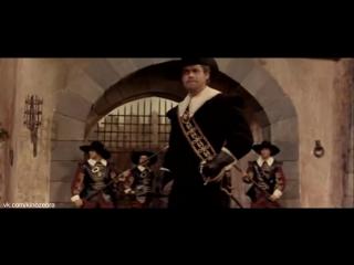 Зорро и три мушкетера / Zorro e i tre moschettieri (1963). Комедия, приключения