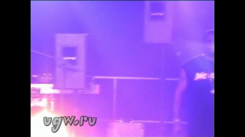 Gang Starr (Guru DJ Premier) live @ Dream Factory, Riga, 29-11-2003