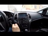Opel Astra J замена штатного головного устройства на Intro CHR-1209OP