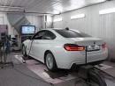 BMW 420d ЧИП-Тюнинг и Замеры на стенде в WINDE