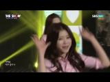 150324 Loveyz - 안녕(Hi~) @ SBS MTV The Show