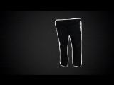 Как садятся по размеру джинсы разных марок.