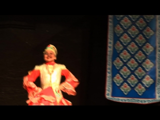 Гала концерт татарской культуры Тюменской обл.
