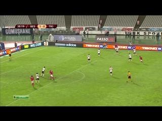 304 EL-2014/2015 Beşiktaş - Asteras Tripolis 1:1 (18.09.2014) HL