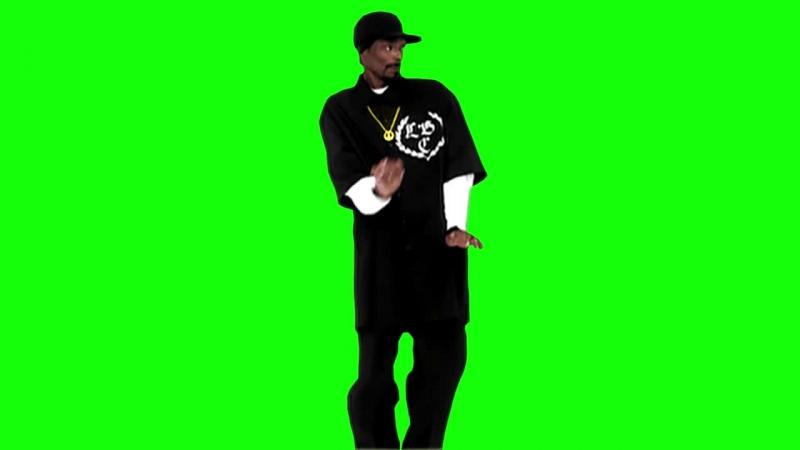 Snoop Dogg Smoke Weed Every Day Танец