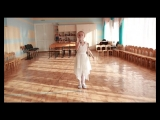МБДОУ детский сад №18, Смагина Анфиса, Песня