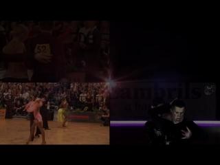 Tурнир по бальным танцам в Нацрат-Илите