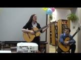 Виктория Кныш - В этом доме по утрам играет музыка... (В.Попов, И.Доминич)