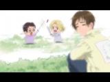 Axis Powers Hetalia - Хеталия и страны Оси - 1 сезон 4 серия [Yuki Yujie]
