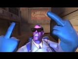 Team Fortress 2 - Pop it Dont drop it - Медики отступают гордо D