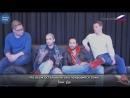 28.02.2015 - Smash Press: Tokio Hotel interview (с русскими субтитрами)