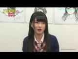 150310 YNN NMB48 CHANNEL Artist Mitas room (Part 24) - Nakano Reina