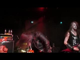 Nargaroth - Possessed by Black Fucking Metal (Live)