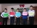 Видео-ролик на 8 марта от 5 А кл мальчики)))