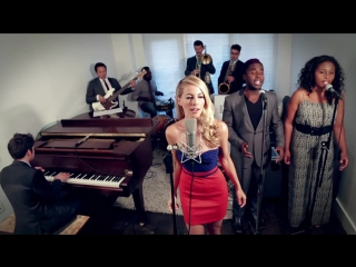 Postmodern Jukebox - Maps (Vintage 1970s Soul Maroon 5 Cover ft. Morgan James)