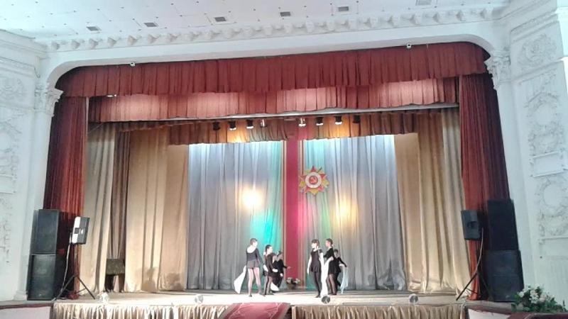 Выступление старшей группы в КДЦ Дулевский