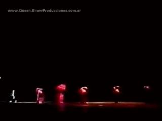 Freddie Mercury Royal Ballet Bohemian Rhapsody