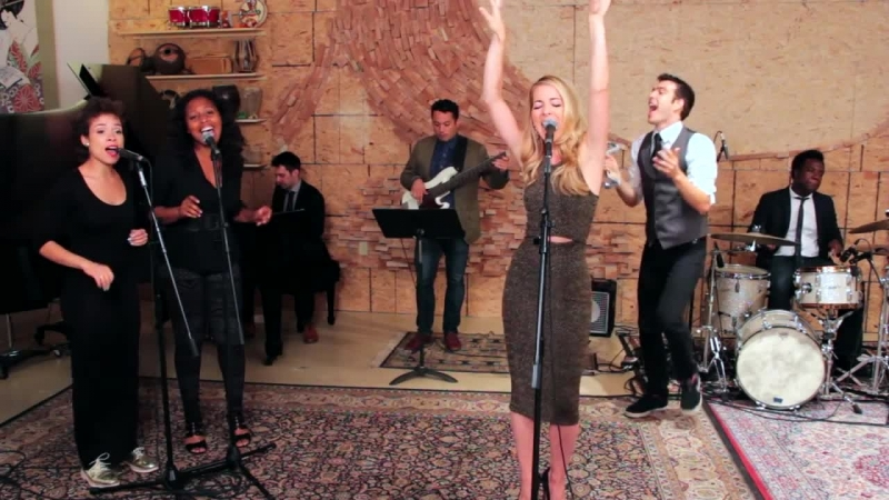 I Really Don't Care - Vintage Motown - Style Demi Lovato Cover ft. Morgan James - Postmodern Jukebox