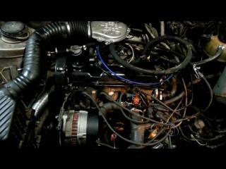 Двигатель RP дополнительный ремонт ГРМ, настройка ХХ, и момента зажиагния (результат)