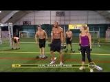 Физкультура. Фитнес. Домашняя тренировка. Упражнения для ног, рук, спины, плеч... The Asylum 04 - Strength  / Тренировки с Шоном