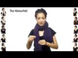 25 способов завязать шарф/платок