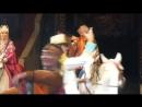 Эпилог программы Вива,Зорро! в Уфимском цирке.