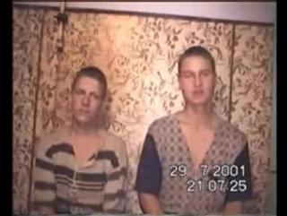 Вторая чеченская война. Пленные русские солдаты в Чечне. www.warchechnya.ru