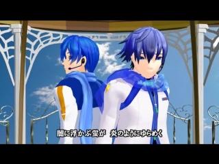 【KAITO&KAITO V3】夢みることり【カバー】