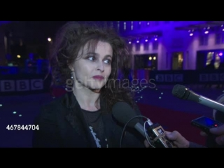 INTERVIEW - Helena Bonham Carter on the importance of BBC Film, playing the Fairy Godmother in 'Cinderella', the comments in the