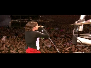 Red Hot Chili Peppers - Parallel Universe - Live at Slane Castle