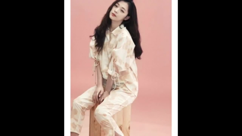 Sulli - HIGH CUT vol.147 Digital Version