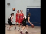 The Funny Vine — High school girl with a sick dunk #vine