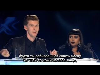 Natalia Kills and Willy Moon on Live Show (The X Factor NZ)