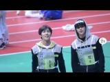 (Fancam) 150202 ISAC 아육대 소년공화국 수웅 직캠 노는게 제일 좋아~ (HD)