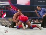 John Cena vs Kurt Angle, WWE No Mercy 2003