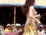 Nude Back Belly Dance l Best Dance Ever