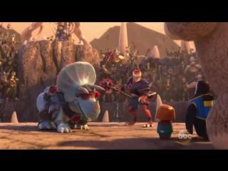 История Игрушек_ То, что забыто _ Toy Story That Time Forgot (2014)