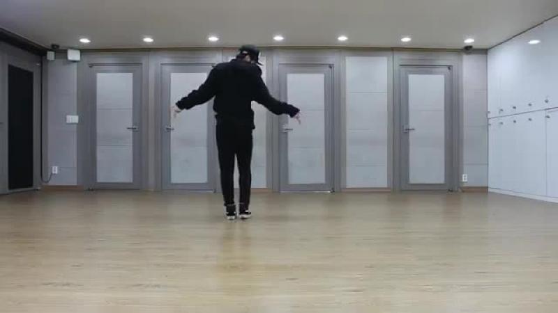 BangtanBoys(방탄소년단)'sJongKookDancePractice