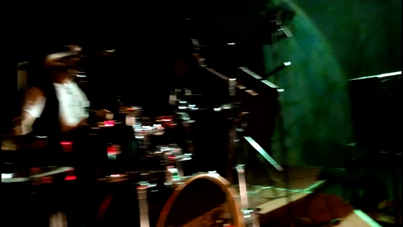 Tillen Avers Drums Solo by Kill 15 02 2015 Live at the Planetary