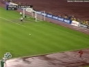 11/08/1999. ЛЧ квалиф. раунд Спартак - Партизан (Белград) 2:0