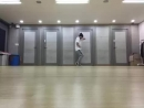 140303 Из твиттера BTS_twt - Dance practice1(12)
