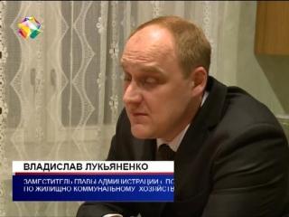 Владислав Лукьяненко побывал в гостях у жителей дома 18 по улице Подольской.