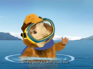 Wonder Pets 1x01a Save the Dolphin (eng subs)